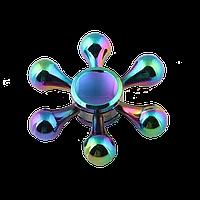 Спиннер, Bloves Six Bones Gold 3D Metal Wheel (Разборный)