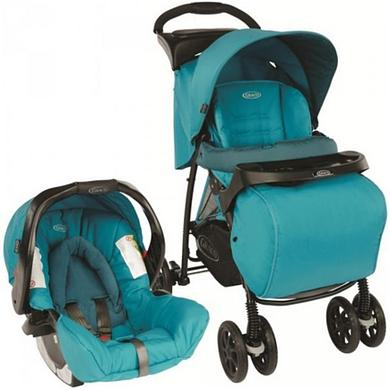 Коляска Graco MIRAGE PLUS TS с автокреслом
