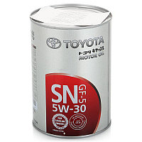 Масло моторное Original Japan Toyota Motor Oil 5W-30