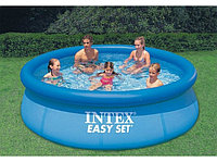 Надувной бассейн INTEX Easy Set Pool, 396 х 84 см