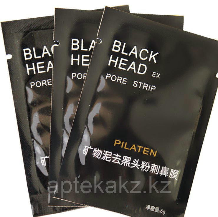 BlackHead pore strip pilaten маска для лица