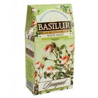 Basilur зеленый чай White Magic, 100 гр