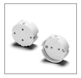 Патрон накидной G13 для ламп T12 (Т38)