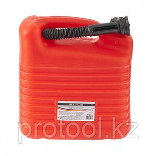 Канистра для топлива, пластиковая, 10 литров // STELS, фото 2