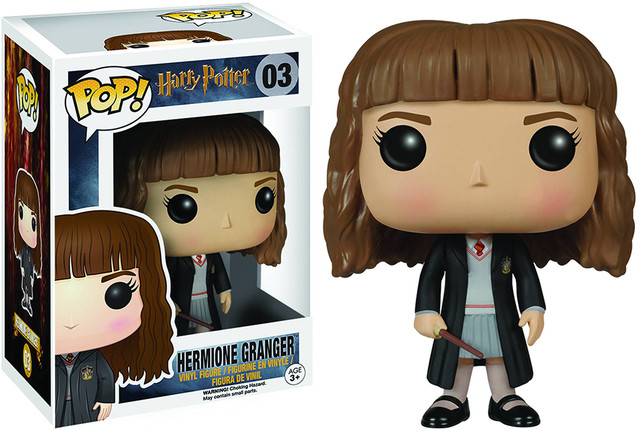 "Фигурка ""Гарри Поттер – Гермиона Грейнджер"" (#03 Harry Potter – Hermione Granger Pop! Vinyl Figure)"
