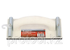 Сеткодержатель, 230 х 105 мм, пластиковый с зажимами// MATRIX