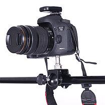 Дополнительное крепление для студийных аксессуаров или фотоаппарата, фото 2