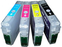 ДЗК t1711-1714 for xp-323 new vers/withchip/ out ink /XP-103/ XP-203/207/303/306/403/406
