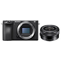 Sony Alpha A6500 kit 16-50mm меню на русском языке
