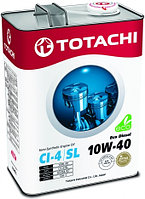 Моторное масло Totachi Eco Diesel 10W-40 6 литров