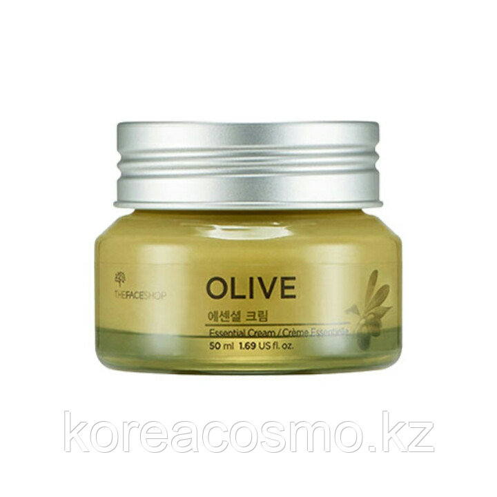 Olive Essential Cream [The Face Shop]