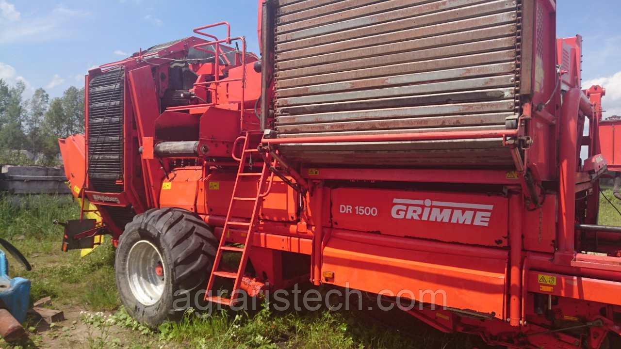 Grimme DR 1500 UB