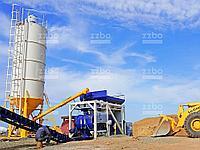 Бетонный завод МОБИЛ-20  , фото 1