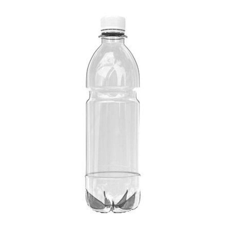 Пластиковая бутылка ПЭТ, Ёмкость: 0,5л.