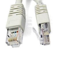LinkBasic Cat 5E UTP патч корд, 0,5m, цвет серый, фото 1