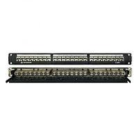 "LinkBasic Коммутационная панель 6 кат., FTP 19"", 1U, 24хRJ45"