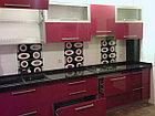 Кухни со стеклянными фасадами, фото 4