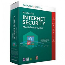 Антивирус Kaspersky Internet Security 2017 Multi-Device 2Dvc