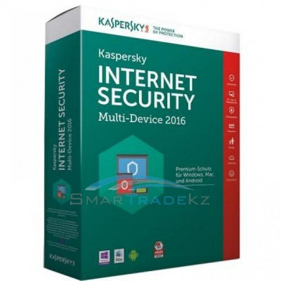 Антивирус Kaspersky Internet Security 2017 Multi-Device 2Dvc, фото 2