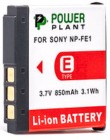 Aккумулятор PowerPlant Sony NP-FE1 850mAh