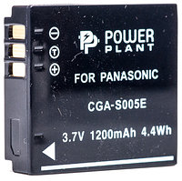 Аккумулятор PowerPlant Panasonic S005E, NP-70 1200mAh
