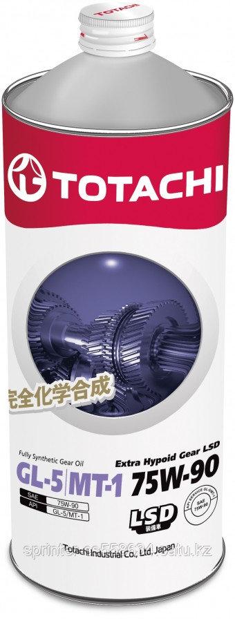 Трансмиссионное масло Totachi Extra Hypoid Gear LSD 75W-90 1 литр