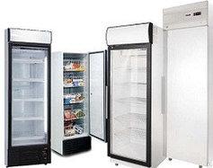 Шкафы холодильные среднетемпературные
