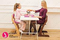 Столик для кормления Белый для стула Усура, фото 7
