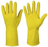 Перчатки резиновые для уборки помещений