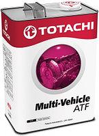 Трансмиссионное масло Totachi ATF Multi-Vehicle 4 литра