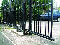 Автоматика для откатных ворот BX-246, фото 1