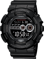 Casio G-Shock GD-100-1B, фото 1