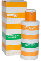 Benetton Energy Woman 50ml