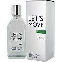 Benetton Let's Move 100ml