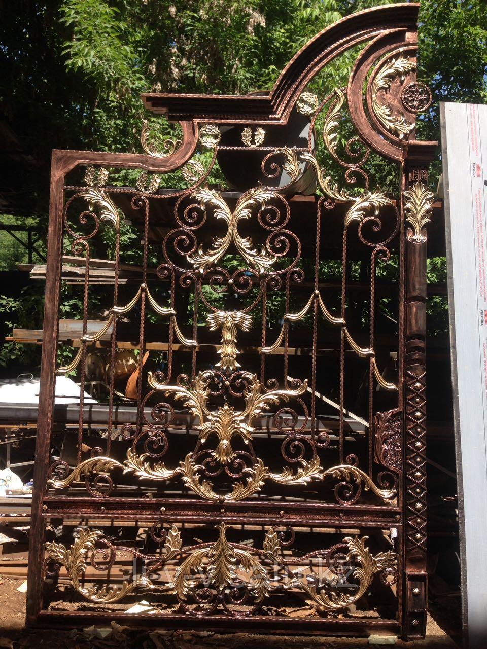Ворота иранские