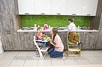 Столик для кормления Белый для стула Усура, фото 3