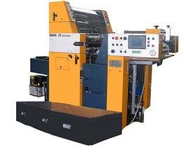 1-красочная офсетная печатная машина SOLNA 125 AL Automatic