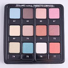 CIN102 Палитра компактных теней 12 цветов