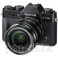 Fujifilm X-T20 kit XF 18-55mm f/2.8-4 R LM OIS Black
