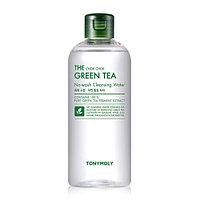 Tony Moly The Chok Chok Green Tea Cleansing Water