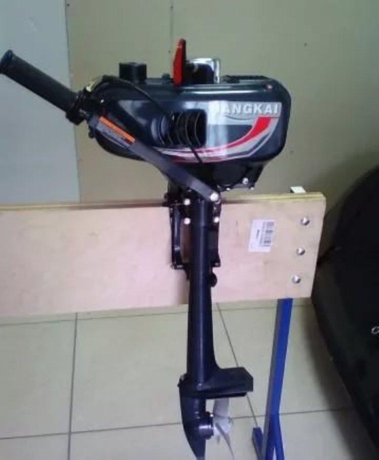 Лодочный мотор  2х тактный HANGKAI 3.5 лс