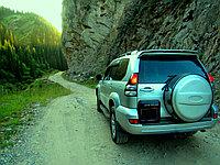 Посещение плато Ассы  на внедорожнике