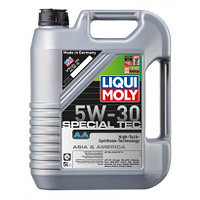 Моторное масло LIQUI MOLY SPECIAL TEC AA 5W-30 5 литров
