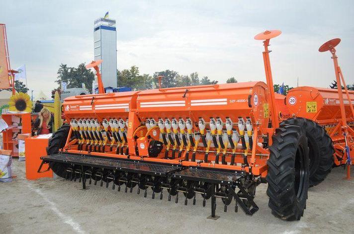 Сеялки FAVORIT зернотуковая  СЗФ-4000-V, фото 2