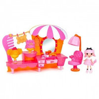 Куклы и пупсы Lalaloopsy Lalaloopsy: Кукла Mini Lalaloopsy с интерьером, в асс-теLalaloopsy: Кукла Mini Lalaloopsy с интерьером, в асс-те