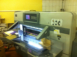 Бумагорезальная машина GUOWANG (Гуованг) MasterCUT 78CDe (780 мм) 2013 г.