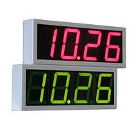 НИИЧаспром «Пояс-4» (индикация только часов и минут)