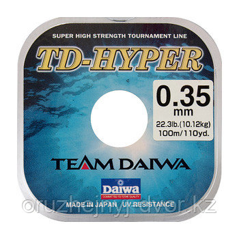 Леска Daiwa TD-Hyper Tournament d-0.20 100м