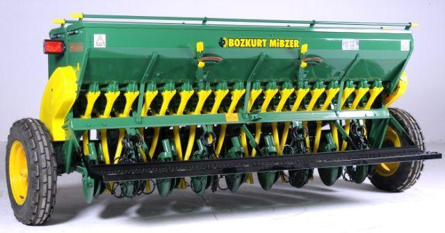 Сеялки зерновые BOZKURT 28 дисков 125 мм