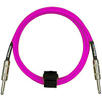 DIMARZIO INSTRUMENT CABLE 10` NEON PINK EP1710SSPK